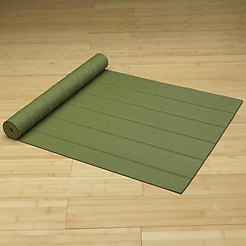 Gaiam Green Tea Yoga Mat