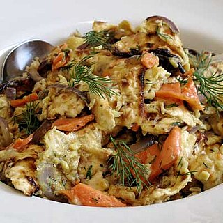 Matzo Brei With Lox Recipe