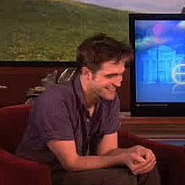 Video of Robert Pattinson on the Ellen DeGeneres Show