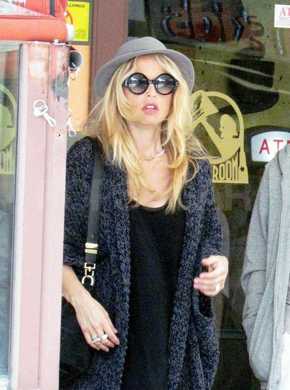 Rachel Zoe Takes a Lunch Break After Baby