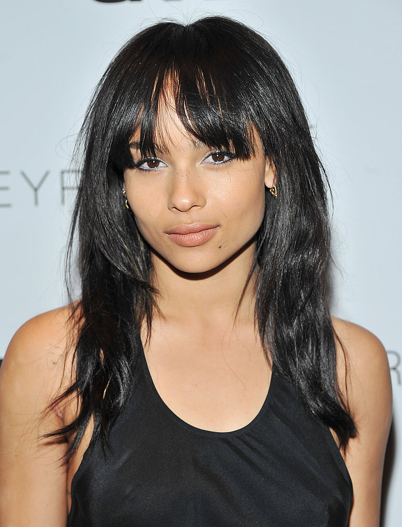Zoe Kravitz Loves to Barter