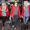 Trend Alert: Sienna Miller Wears Red, White and Blue