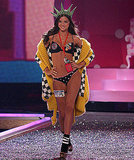 Miranda walked the 2007 Victoria's Secret Fashion Show in LA.
