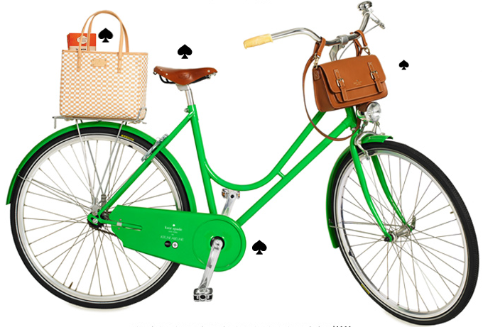 ABICI Kate Spade New York Bicycle