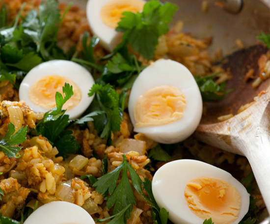 After the Egg Hunt: 5 Healthy Hard-Boiled Egg Recipes