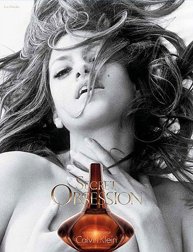 Perfume Ads That Have Been Banned, Including Eva Mendes' Nude Calvin Klein Obsession Ad