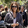 Pictures of Jessica Alba in LA