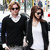 Ashley Greene Pictures Jackson Rathbone in Vancouver