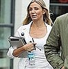 Cameron Diaz Carrying Her iPad in London