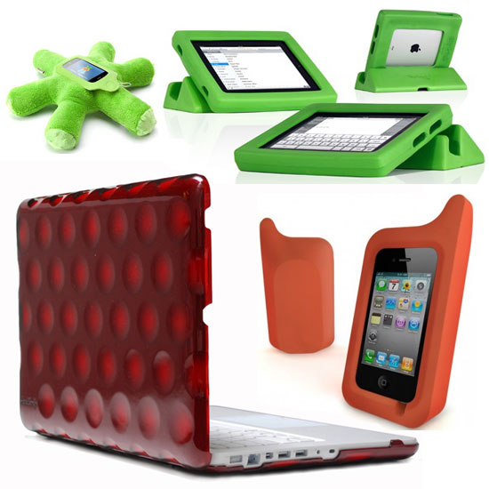 Kid-Friendly Gadget Cases For Your Mac-Toting Tots