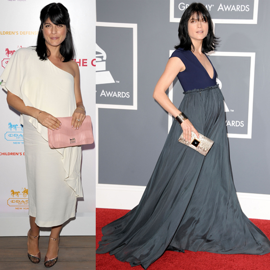 Selma Blair Style: How to Look Good Pregnant