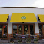 M Cafe Melrose and Beverly Hills Dining in the Dark For Earth Day