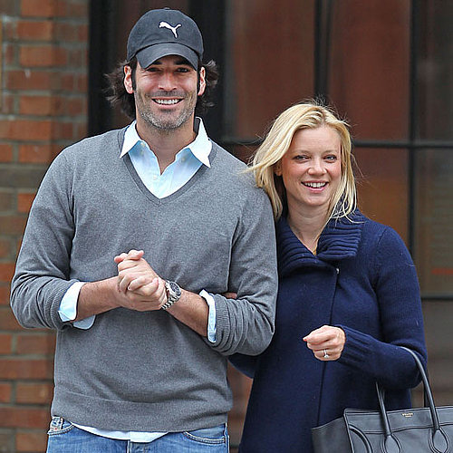 Pictures of Amy Smart With Carter Oosterhouse