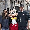 Matt Damon Pictures at Disneyland