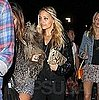 Nicole Richie Leaving Prince's Concert in LA