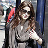 Pictures of Ashley Greene in Vancouver