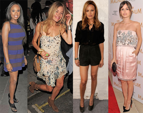Fab's Top 10 Celebrity Looks of the Week — Sienna, Alexa, Rachel, and More!
