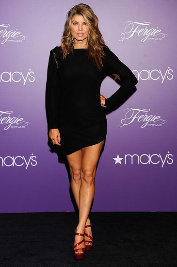 Fergie Debuts Spring Shoe Collection at Macy's