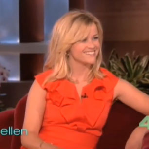 Reese Witherspoon Chats About Royal Wedding on Ellen