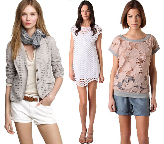 Beat the Heat – Shop Our Top Crochet and Eyelet Picks!