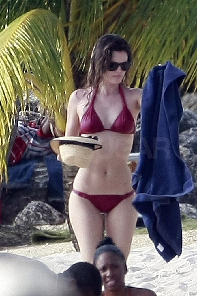 Rachel Bilson Wraps Up a Bikini-Filled Weekend in Barbados