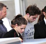 Robert Pattinson and Kristen Stewart Travel South Together!