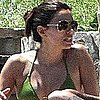 Eva Longoria Bikini Pictures With Shirtless Eduardo Cruz