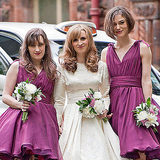 Pictures of Keira Knightley as Bridesmaid