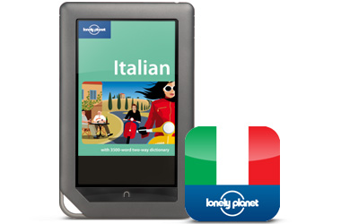 Lonely Planet Language Guides ($5.99 each)