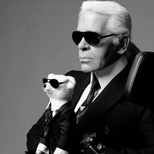 Karl Lagerfeld Quotes on Beauty, Style, and Smoking 2011-04-27 04:00:34
