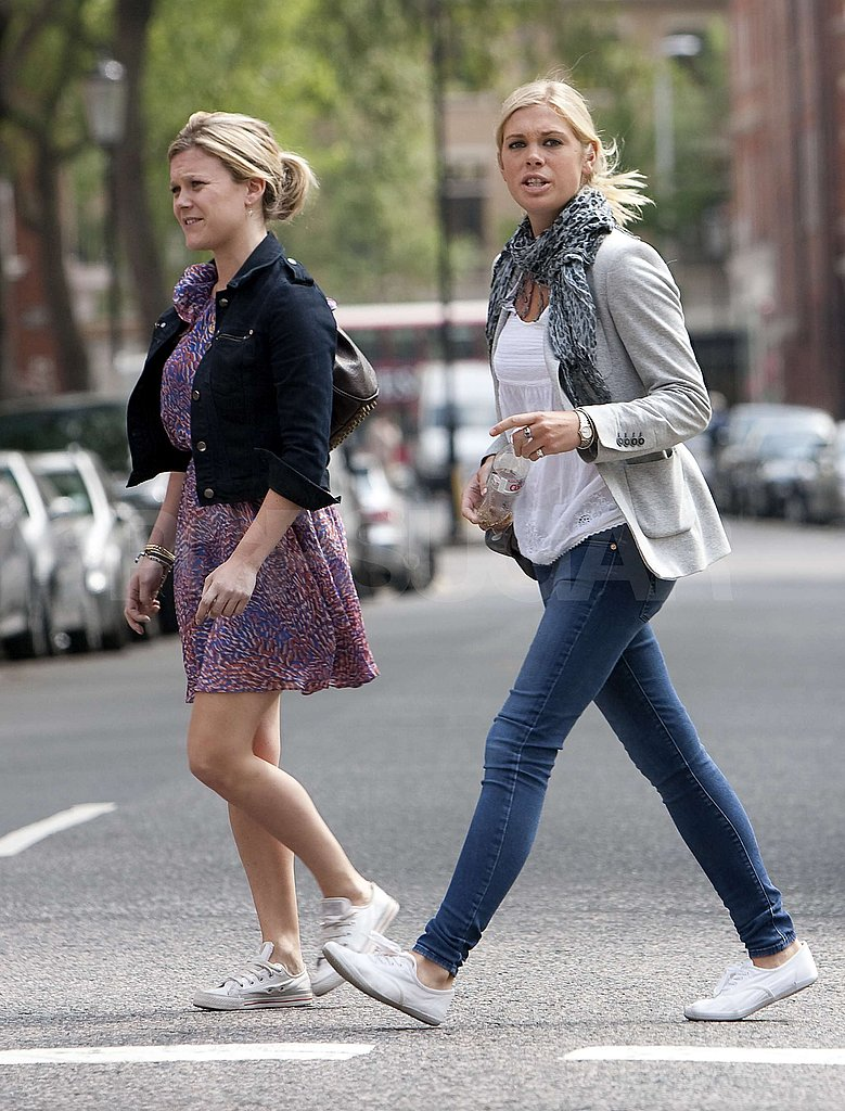 Chelsy Davy Preps to Be Prince Harry's Royal Wedding Date With Shopping!