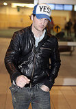 Peter Facinelli Swoops Down For Breaking Dawn