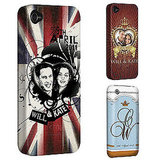 Wills and Kate Royal Wedding iPhone 4 Case