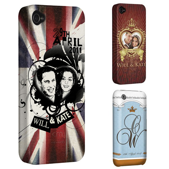 Cover Your Phone With Will and Kate Commemorative Cases