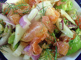 Citrus, Fennel, and Avocado Salad