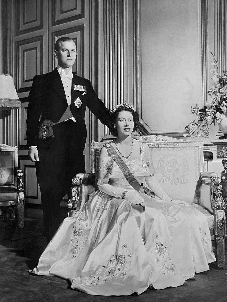 Nov. 20, 1947: Princess Elizabeth and Prince Philip Mountbatten