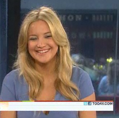 Kate Hudson Announces Her Engagement on The Today Show. Check Out Her Ring!