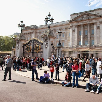 Homes of the British Royalty