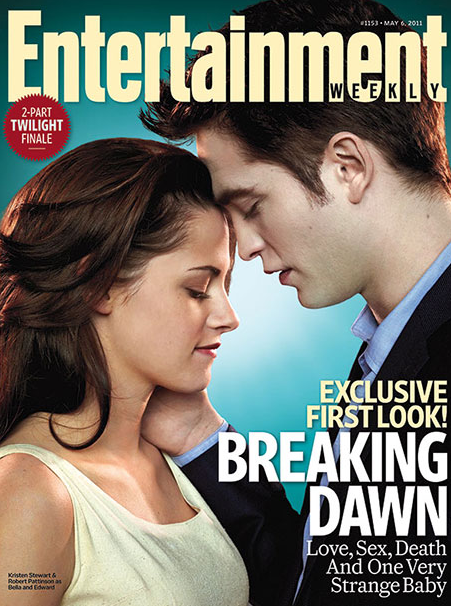 First Look at Edward, Bella, and Jacob in Breaking Dawn!