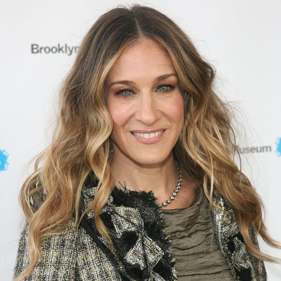 Pictures of Sarah Jessica Parker With Matthew Broderick in NYC