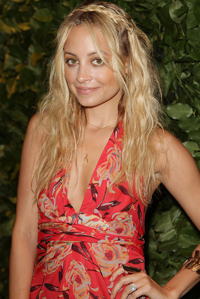 Nicole Richie Heads South For a Winter Kate Trunk Show