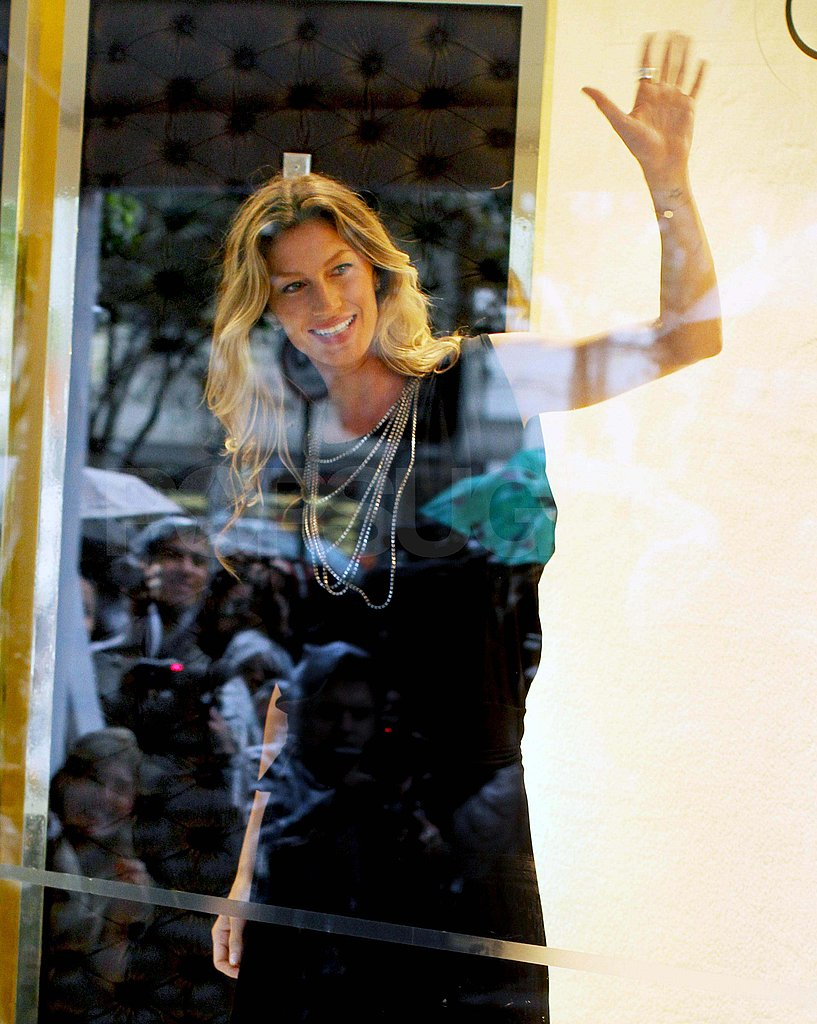 Gisele Bundchen Goes Into Mannequin Mode to Debut Her New Clothing Collection