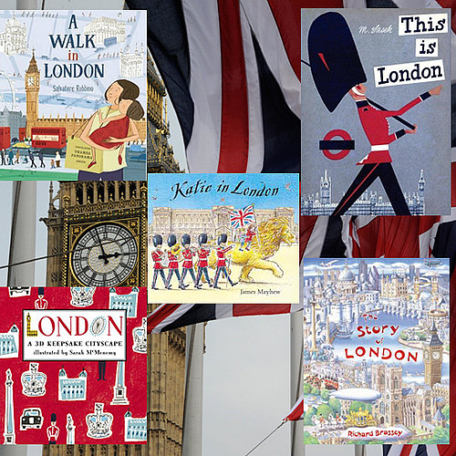 Children's Books About London