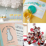 Pictures of Baby Shower Themes