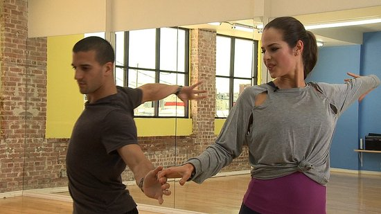 Let Dancing With the Stars Pro Mark Ballas Teach You the Cha Cha!