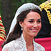 Kate Middleton&#039;s Wedding Makeup Pictures