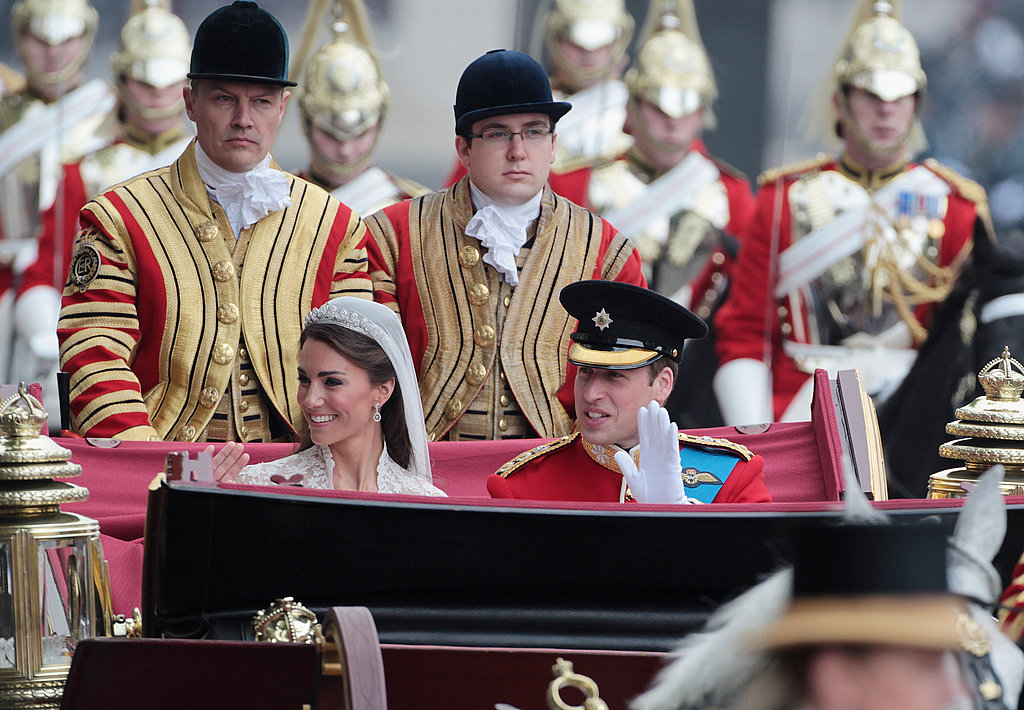 It's William and Kate's Two-Year Anniversary — Re-Live the Royal Wedding Pictures!