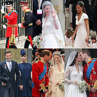 What Was Your Favorite Part of the Royal Wedding?