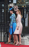 Princess Beatrice of York, Princess Eugenie of York