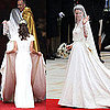 Kate Middleton's Wedding Dress Pictures Alexander McQueen